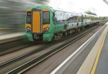 Baza kolejowych przewoźników pasażerskich